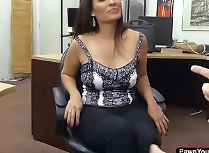 Milf upsetting for top-hole and gets fucked
