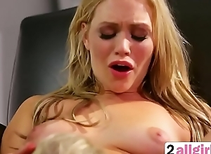 Sexy blonde Mia Malkova gets cunt licked and fingered by other hot blondlkova-2