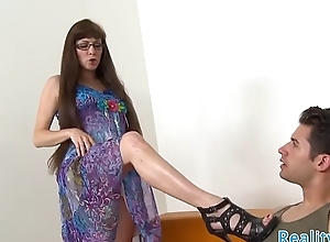 Autocratic stepmom fucked in various poses
