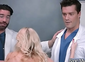 Sex Tape With Dirty Doctor Banging Slut Patient (Ashley Fires) mov-06