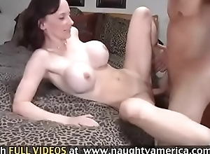 Ericka Lockett Milf Fucks Sons Friend