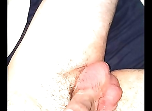 I love to milk my cock
