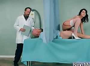 Coitus Adventures Involving Perv Water down Coupled with Sluty Horny Patient (Valentina Nappi) mov-30