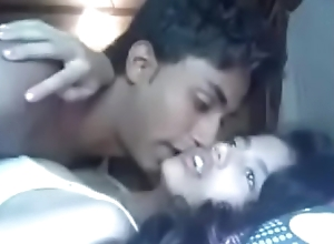 Indian Mumbai beauty college teen fucking with her cousin