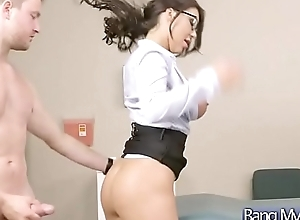 (August Taylor) Hot Patient Get Hardcore Nailed By Doctor clip-08