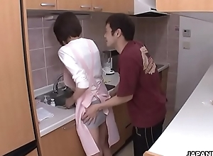 Maid procurement fucked by the house owner